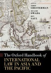 The Oxford Handbook of International Law in Asia and the Pacific