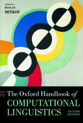 The Oxford Handbook of Computational Linguistics 2nd edition