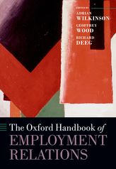 The Oxford Handbook of Employment RelationsComparative Employment Systems